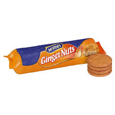 McVities Ginger Nuts 250g 5000168164045