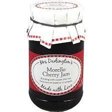 Mrs Darlington's Morello Cherry Jam 819244010467