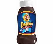 Daddies Brown Sauce 400g