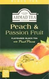 Ahmad Tea Peach & Passionfruit 20's 054881006996