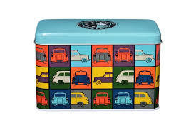 London Taxi Co Tin English Brkfst 40's