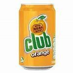 Club Orange Soda