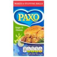 Paxo Sage & Onion Stuffing Mix 85g
