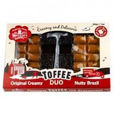 Walkers Toffee Duo 200g 5010169010289
