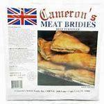 Cameron's Meat Bridies 4pk