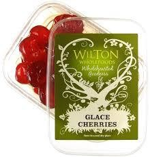 Wilton Red Glace Cherries 200g