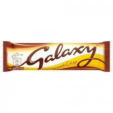 Galaxy Honeycomb  Crisp 40g