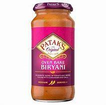 Patak's Biryani Sauce 450g