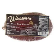 Winston's Irish Black Pudding 16oz