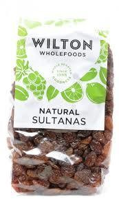 Wilton Natural Sultanas 375g