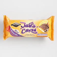 Jacob's Jaffa Cakes 5011005056355