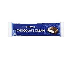 Fry's Chocolate Cream 49g 5034660519706
