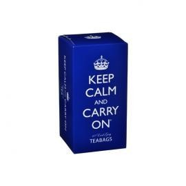Keep Calm Carry On Earl Grey Carton 40s