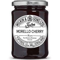 Wilkin & Sons Morello Cherry Jam 340g