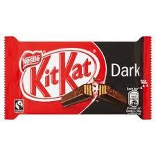 Kit Kat Dark Choc 41.5g 7613035220324