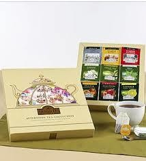 Ahmad Afternoon Tea Collection