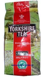 Yorkshire Leaf Tea 250g