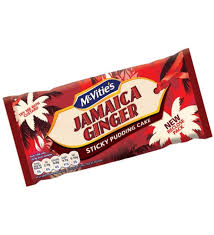 McVities Jamaica Ginger 225g 5000168001814