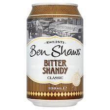 Ben Shaw's Bitter Shandy 330ml