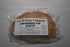 4 & 20 Shepherds Pie Pasty