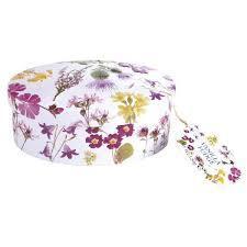 Gardiners Vanilla Fudge Flower Tin 704039021189