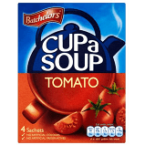 Batchelors CupASoup Tomato 4pk