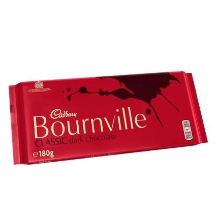 Cadbury Bournville 180g