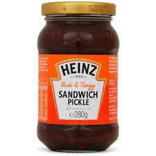Heinz Sandwich Pickle 320g