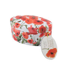 Gardiners Vanilla Fudge Poppy Tin