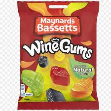 MB Wine Gums 190g 7622300700218
