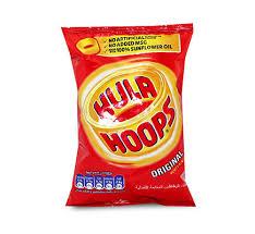 Hula Hoops Orig 34g