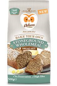 Odlum's Wholemeal Bread Mix 500g