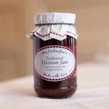Mrs Darlington's Damson Jam 340g