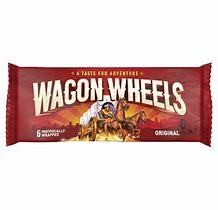 Burton's Wagon Wheels 6pk