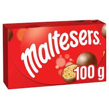 Maltesers Small Box 100g 5000159505697