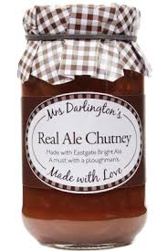 Mrs Darlington's Ale Chutney340g