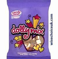 Candyland Dolly Mix 150g