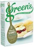 Green's Classic Scones Mix 280g