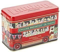 Ahmad Tea London Bus 20s