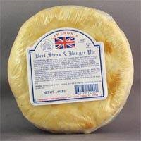 Cameron's Beef Steak & Banger Pie .44lbs 760170112001