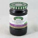Duerr's Blackcurrant Preserves 16oz