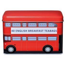 Keep Calm Bus Tea Bag Tin 40s