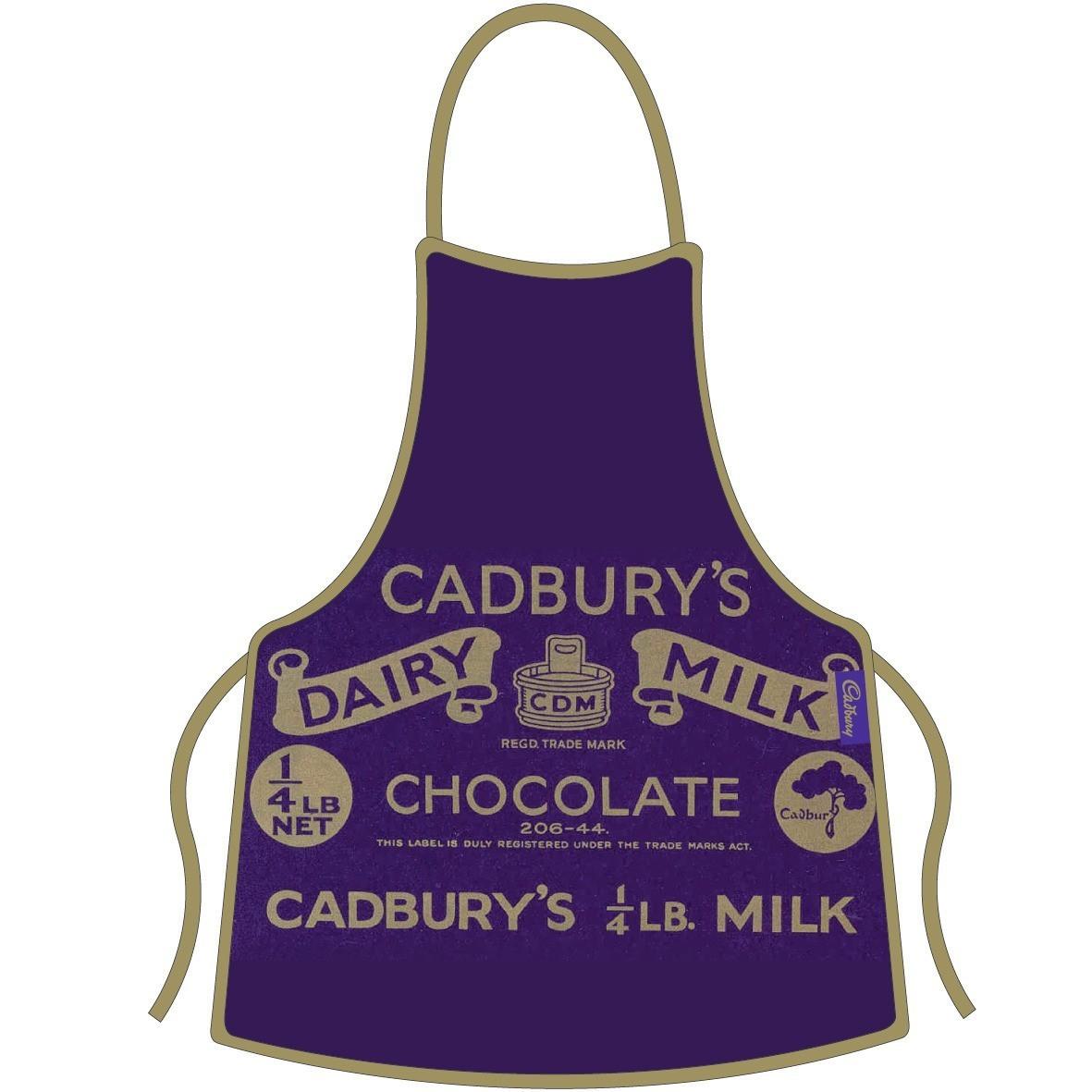 Cadbury Apron ( 1/4 lb )