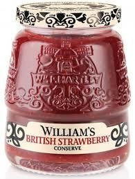 William's British Strawberry Conserve