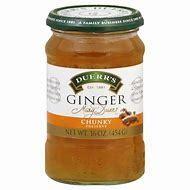 Duerr's Chunky Ginger Preserve 454g