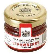 Frank Cooper's Strawberry 28g