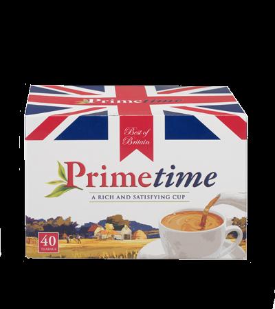 Ahmad Primetime Tea 40's