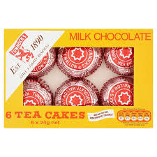 Tunnocks Tea Cakes 6pk 036933000022
