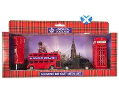 Bus Taxi Letterbox Tel Box Set