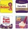 Cadbury's Coaster Set 5055453418921